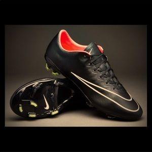 Nike Mercurial Soccer Cleats Sz 8